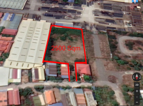 Commercial Land for sale in Boung Tompon