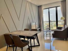 Apartment for rent close to the central market Monivong Avenue fine decoration limited edition 2 rooms from $850