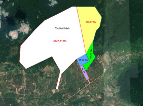 500 Hectares land for Sale in Kampong Seila / $11000000