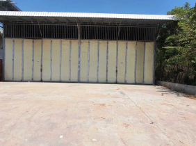 Warehouse For Rent (16m*33m ) Near Wat Som-Rong-Andeth