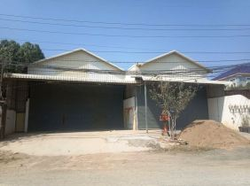 Warehouse For Rent : ( 216 m2) Near Wat SomRong-Andeth
