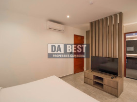 3 Bedroom Apartment for Rent with Gym, Swimming pool in Phnom Penh