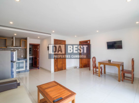 1 Bedroom Apartment for Rent in Phnom Penh